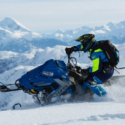 Snow Mobile experiences montenegro
